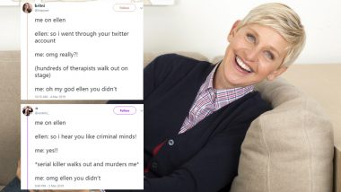 Hilarious 'Me on Ellen' Memes and Jokes Are Going Viral on the Internet and We Can't Stop ROFLing