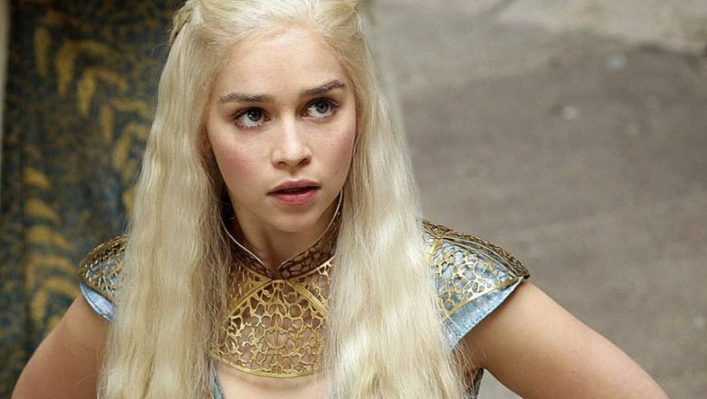 Emilia Clarke On Shooting Her Last Scene in Game Of Thrones 8: I Got Three Words In Before I Just Completely Broke Down