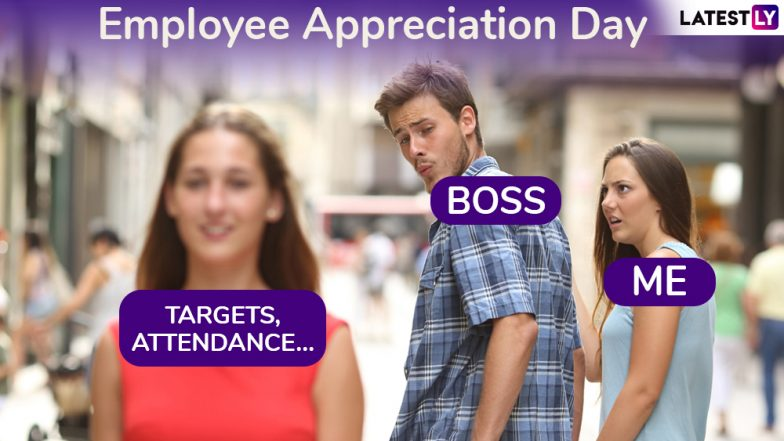 Employee Appreciation Day 2019: Share Funny Office Jokes and Memes With Colleagues & Workplace BFFs on WhatsApp