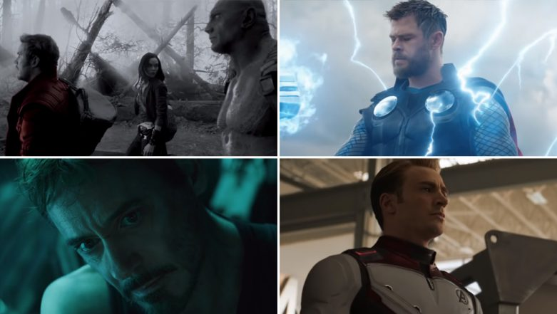 Avengers Endgame Official Synopsis Revealed by Marvel Along With New TV Spot – Watch Video