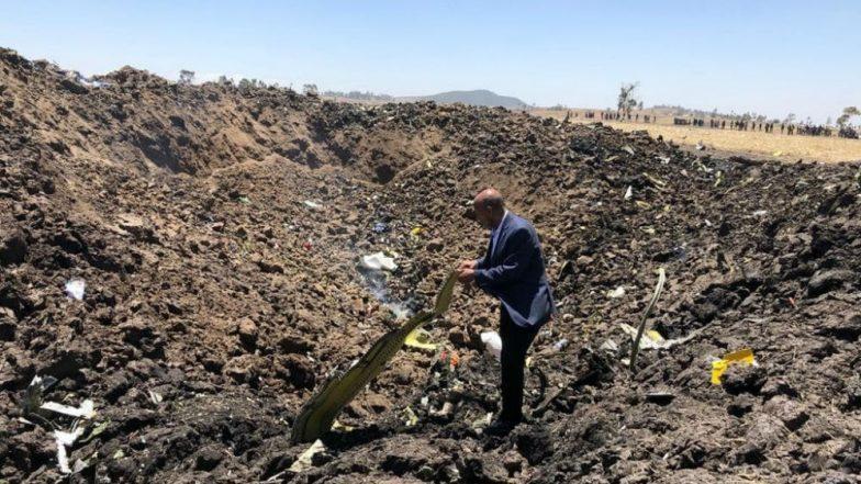 Ethiopian Airlines ET 302 Flight Crash: Four Indians Among 157 Killed in Kenya-Bound Plane Crash
