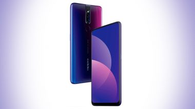 LIVE Updates: Oppo F11 Pro & Oppo F11 Smartphones Launched in India at Rs 24,990 & Rs 19,990; Price in India, Features, Specification & Other Details