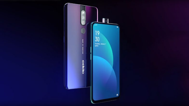 Oppo F11 Pro With 16MP Pop-Up Selfie Camera India Launch Today; Watch LIVE Streaming & Online Webcast of Oppo's New Smartphone Launch Event