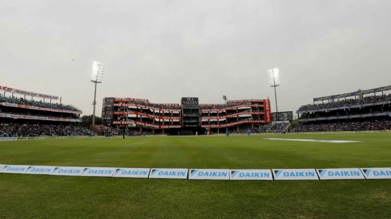 DC vs RR IPL 2019, Delhi Weather & Pitch Report: Here's How the Weather Will Behave for Indian Premier League 12's Match Between Delhi Capitals vs Rajasthan Royals