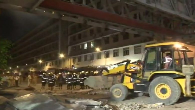 Mumbai Foot Over Bridge Collapse: BMC Issues Helpline Numbers, Maharashtra Government Orders Probe