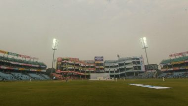 IND vs BAN 1st T20I 2019: DDCA Keeps Fingers Crossed as Visibility Gets Worse Ahead of India vs Bangladesh Match at Arun Jaitley Stadium