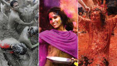 Love Celebrating Holi? Here are Some Fun Festivals From Around the World That Believe in Getting Messy