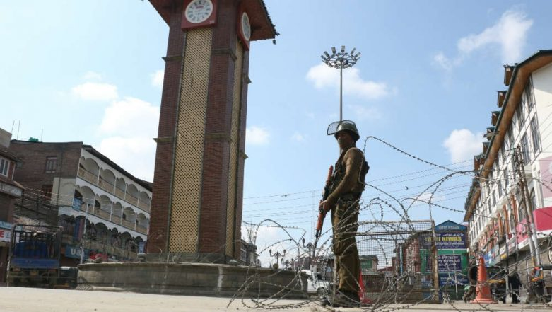 US 'Closely Following' Events in Jammu and Kashmir, Raises Concern Over 'Reports of Detentions'