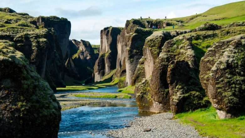Iceland Tourist Spot Fjadrargljufur Canyon Shut for Environmental Damage Caused by Increasing Visitors