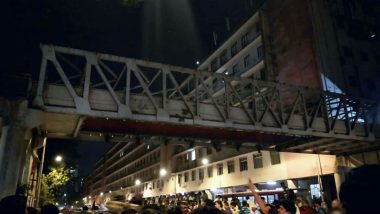 CSMT Foot Overbridge Collapse: MCGM Issues Show Cause Notice to DD Desai's Firm on Lapse in Structural Audit, Gives 15 Days to Reply