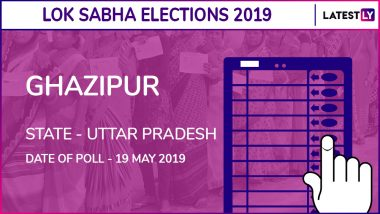 Ghazipur  Lok Sabha Constituency in Uttar Pradesh Results 2019: Afzal Ansari of BSP Wins Parliamentary Election