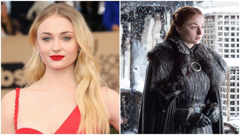 Game of Thrones Star Sophie Turner Reacts to the Backlash She Received For Leaking the GOT Finale Details To her Set of Friends