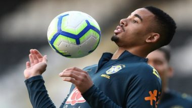 Brazil and Manchester City Striker Gabriel Jesus Says His Career 'Stopped' After FIFA World Cup