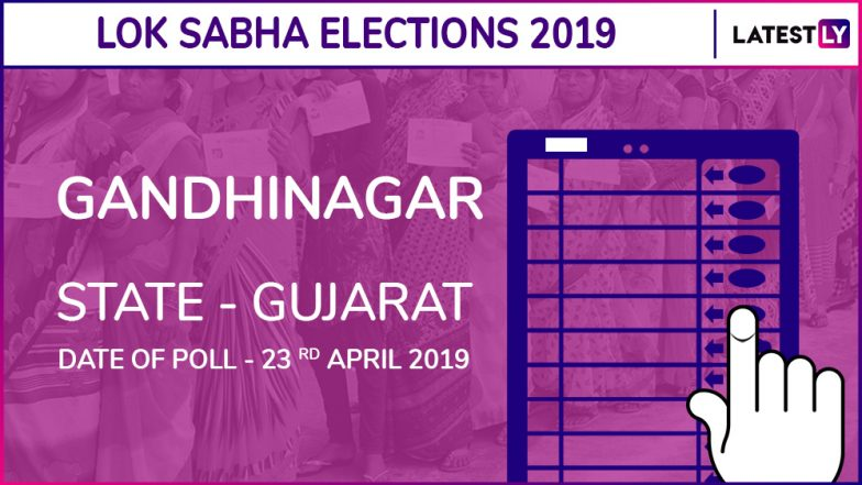 Gandhinagar Lok Sabha Constituency in Gujarat Live Results 2019: Leading Candidates From The Seat, 2014 Winning MP And More