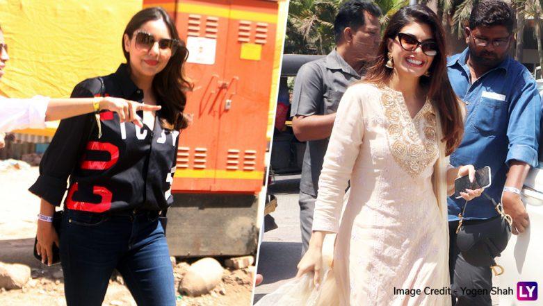 Gauri Khan, Jacqueline Fernandez Arrive for DJ Snake's Holi Party In Mumbai - See Pics!