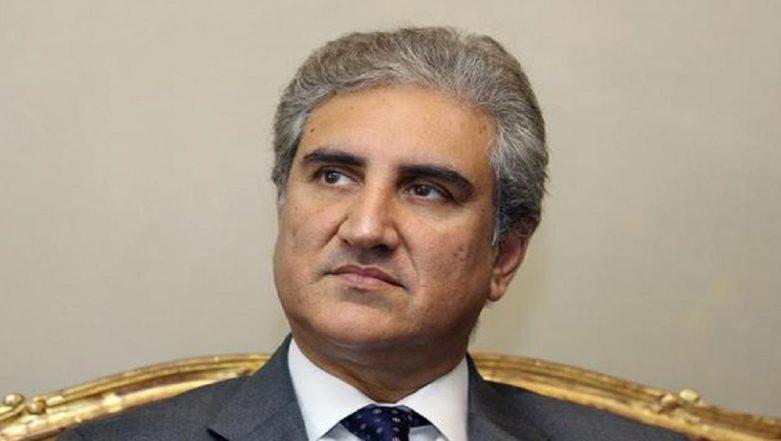 India, Pakistan Can Only Move Forward Through Talks, Says FM Shah Mehmood Qureshi