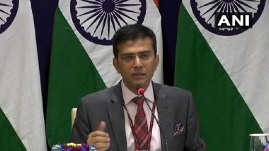 Citizenship Amendment Bill Row: MEA Rebuts Criticism From Pakistan, Bangladesh, Calls CAB 'Internal Matter of India'