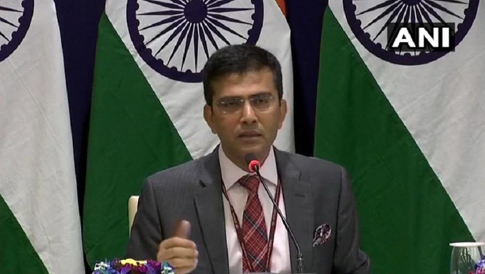 Citizenship Amendment Bill Row: MEA Rebuts Criticism From Pakistan, Bangladesh, Calls CAB 'Internal Matter of India'