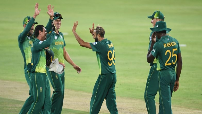 ICC Cricket World Cup 2019: South Africa Aim to Shrug Off Chokers Tag