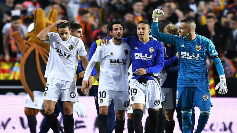 Copa Del Rey 2018–19: Valencia Beats Real Betis 1–0, Qualifies to Play Against Barcelona in Final
