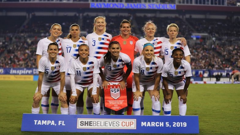 American Women's Football Team Sues US Soccer Federation for Gender Discrimination