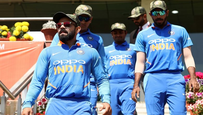 Pakistan Minister Fawad Chaudhary Asks ICC to Take Action Against BCCI for 'Politicising' the Game After Indian Cricket Team Wears Specially Designed Army Caps