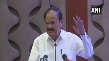 Arun Jaitley's Death is an Irreparable Loss, Says Vice President M Venkaiah Naidu