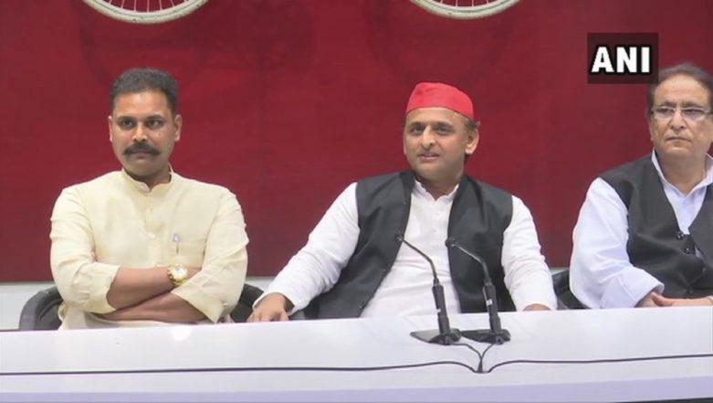 Lok Sabha ELections 2019: BJP MP Anshul Verma Joins Akhilesh Yadav's Samajwadi Party