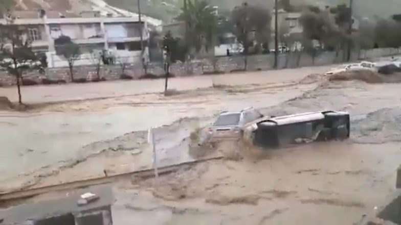 Iran Floods: Death Toll in Unprecedented Natural Calamity Rises to 21