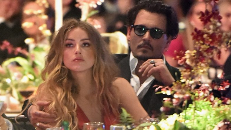 Johnny Depp Accuses Ex-Wife Amber Heard of Domestic Abuse