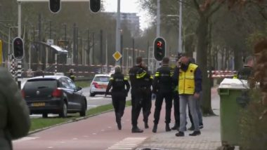 Netherlands Utrecht Shooting Live News Updates: Death Toll Jumps to 3; Dutch PM Mark Rutte Says There Could be More Than 1 Attacker