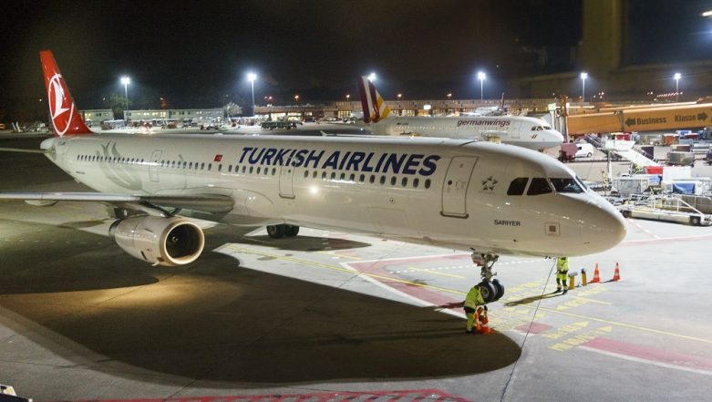 Severe Air Turbulence Hits Turkish Airlines Flight From Istanbul to New York, 30 Passengers Injured