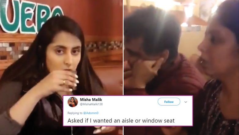 Indian-American Girl Drinks Tequila Shots in front of Shocked Parents, Desi Twitterati Relates to the Hilarious Viral Video