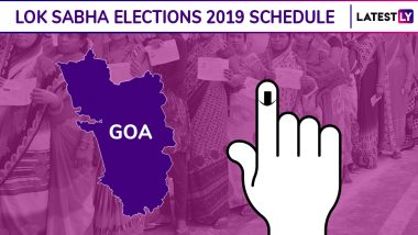 Goa Lok Sabha Elections 2019 Dates: Constituency-Wise Complete Schedule Of Voting And Results For General Elections