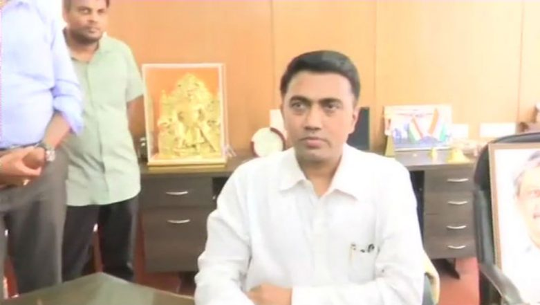 Narendra Modi-Led Govt to Be in Power for Next 25 Years, Says Goa CM Pramod Sawant