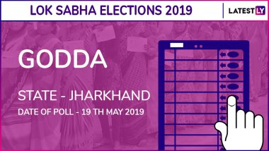 Godda Lok Sabha Constituency Election Results 2019 in Jharkhand: Nishikant Dubey of BJP Wins This Seat