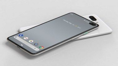 Google Pixel 4 XL Likely To Come With Dual Rear Cameras & Oval Hole-Punch Display