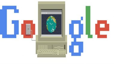 World Wide Web Turns 30! Google Dedicates Doodle to Celebrate Momentous Occasion