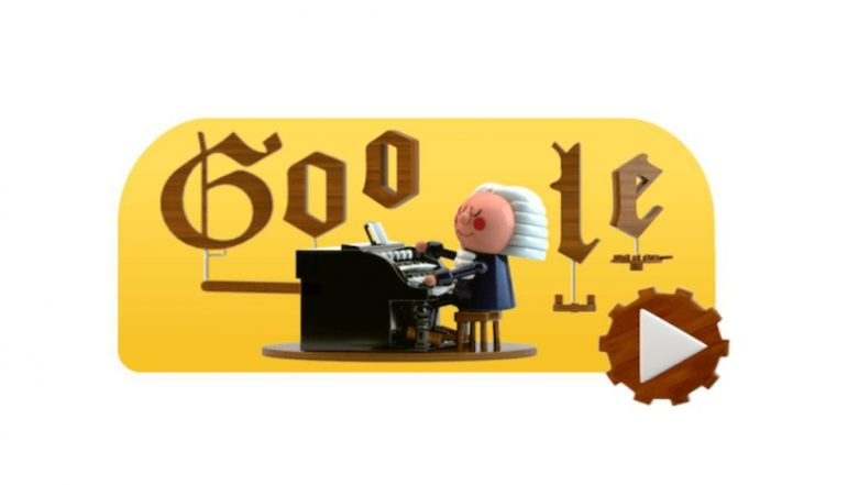 Google's First Artificial Intelligence Powered Doodle Celebrating Johann Sebastian Bach Can Make You a Music Composer (Watch Video)
