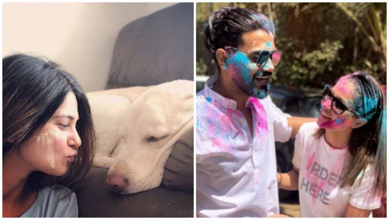 Holi 2019: Here's How Your Favourite Television Stars Celebrated The Festival of Colors!