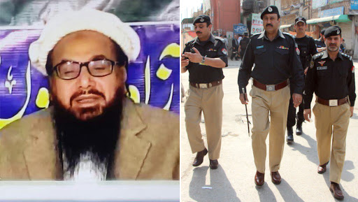 Pakistan Takes Control of JuD, FIF Headquarters, Mosque Run by Hafiz Saeed to be Seized