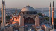 Hagia Sophia, Former Cathedral, Can be Converted Into Mosque, Rules Turkey Court