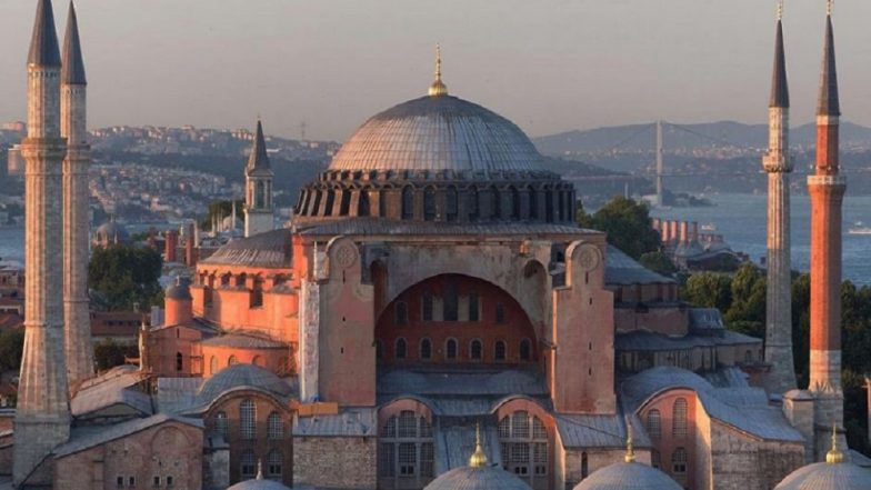 Turkey's Erdogan Stokes the Hagia Sophia Museum Controversy, Says will Convert it Back to a Mosque