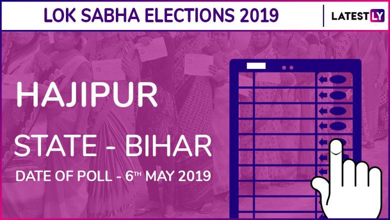 Hajipur Lok Sabha Constituency Election Results 2019 in