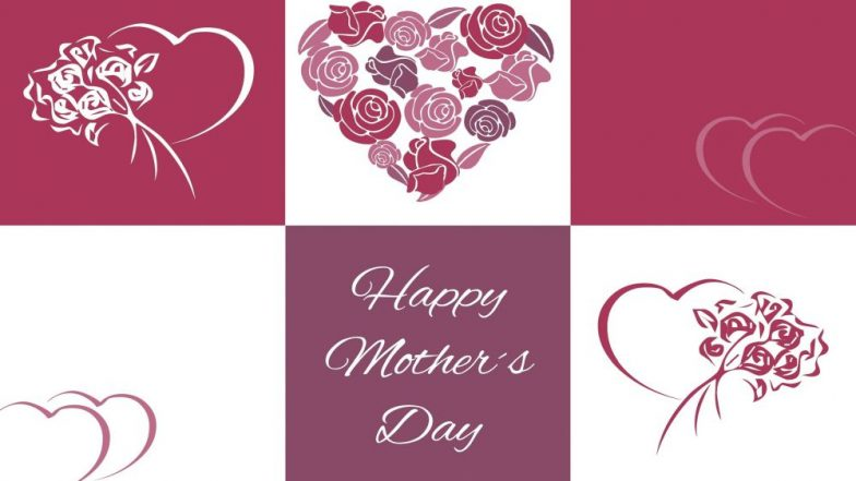 Why Mother's Day Date Changes in Different Countries? Best Mothering Day 2019 GIFs, Greetings and Tweets to Wish Happy Mothers' Day in UK