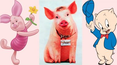 Happy National Pig Day 2019: Piglet From Winnie-the-Pooh to Porky Pig to Babe, 8 Adorable Pop Culture Pigs