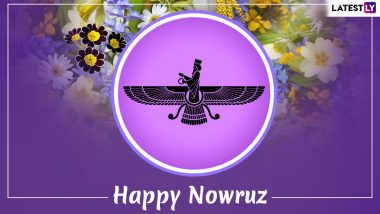 Nowruz Mubarak 2019 Greetings: WhatsApp Stickers, GIF Image Messages, Quotes and Messages to Wish Happy Parsi New Year