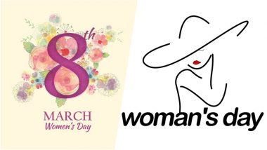 Happy Women's Day 2019 Wishes in Hindi: Best Quotes, WhatsApp Stickers, GIF Image Greetings, SMS, Instagram Captions to Send on International Women's Day