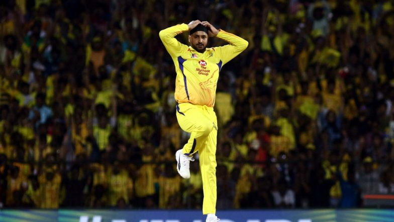 IPL 2019 Final: CSK Spinner Harbhajan Singh Slams Hyderabad Hotel Staff, Says 'Food Was Undercooked'