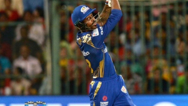 Hardik Pandya Pulls Off an MS Dhoni; Plays the Helicopter Shot During Mumbai Indians' Nets Ahead of IPL 2019 (Watch Video)